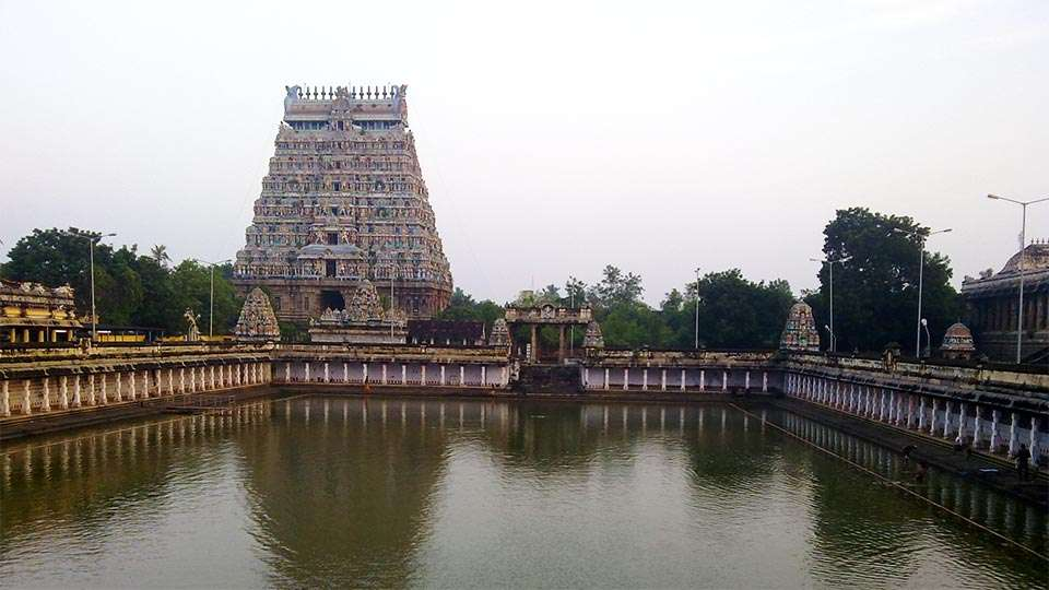 Chidambaram Temple - How And Why It Was Created