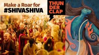 Roar For #ShivaShiva: Let's Make it a Thunderous Mahashivratri!