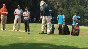 """Make a Life"" Golf Jaunt: Swinging it for Isha Vidhya"