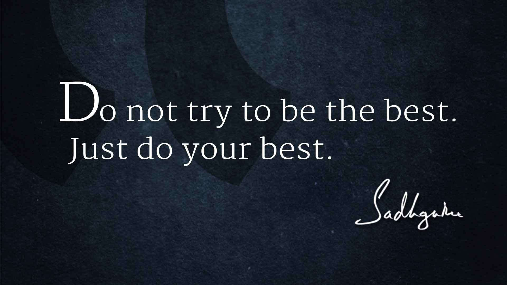 Worst New Year Quotes: 5 Sadhguru Quotes For The New Year