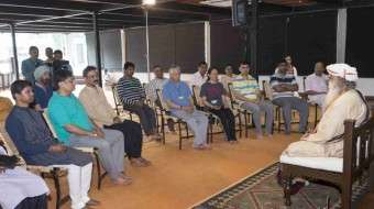 IAS Officers Train for Life and Leadership at IYC