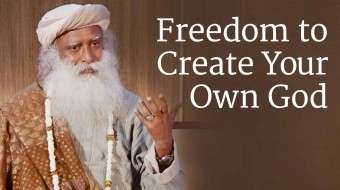 Freedom to Create Your Own God
