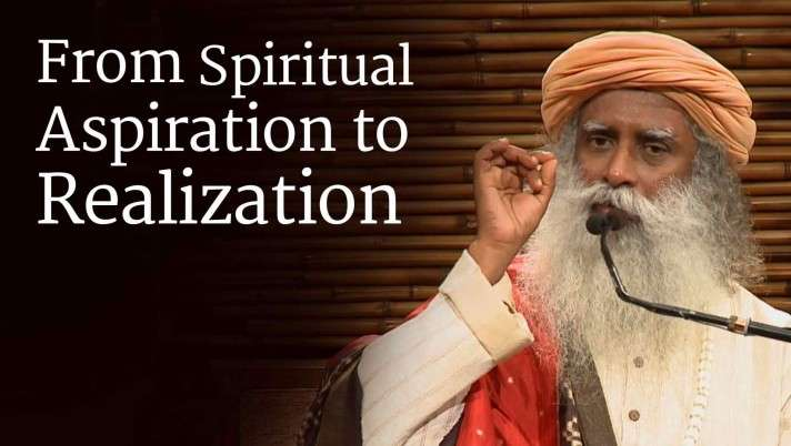 From Spiritual Aspiration to Realization
