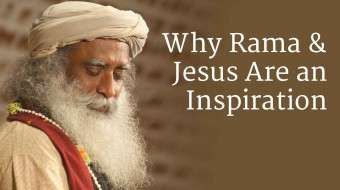 Why Rama and Jesus Are an Inspiration