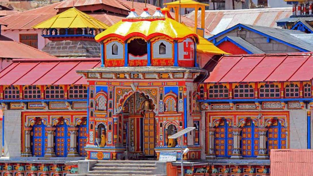 When Shiva Lost His Home - The Legend of Badrinath