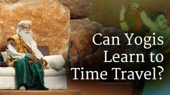 Can Yogis Learn to Time Travel?