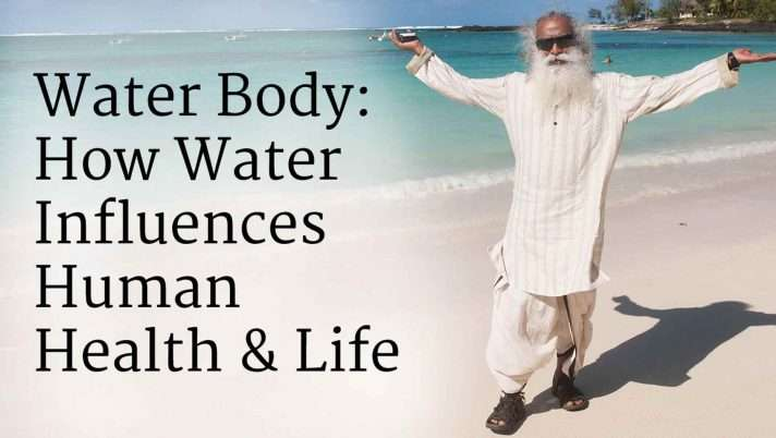 Water Body: How Water Influences Human Health & Life
